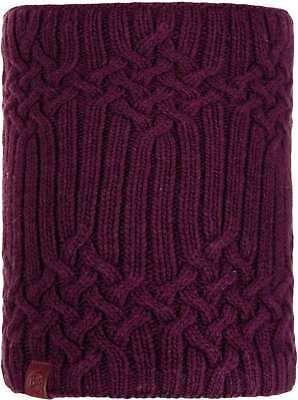 Buff® Knitted & Polar Neckwarmer Helle Erwachsene Schlauchschal Wine
