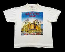 Grateful Dead Shirt T Shirt New York City Radio City Music Hall 1980 GDM 1995 L