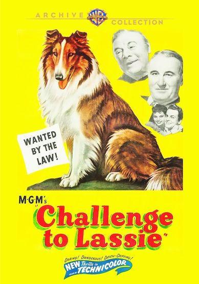 Challenge To Lassie - (EDMUND GWENN) -DVD- Region Free