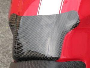 Carbon Tankpad Ducati Monster 600, 750, 900 S2R, S4R