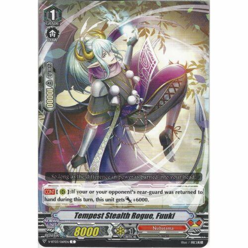 V-BT03//069EN C Common Card Fuuki Vanguard Tempest Stealth Rogue Cardfight!