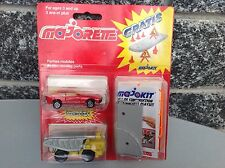 MAJOKIT  MAJORETTE action moving parts MOSC rare