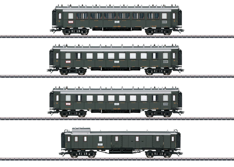 Märklin 41354 Vagone Treno insieme