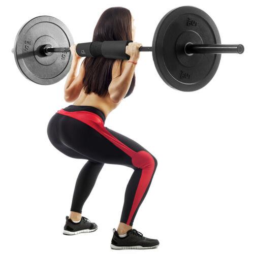 Langhantel Nackenpolster Olympische Hanteln Barbell Pad Squat Pad Gewichtheben