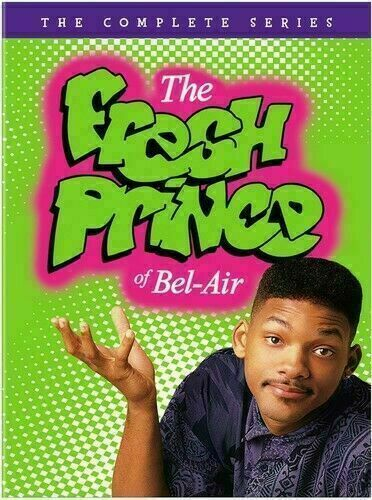 Fresh Prince of Bel-Air, The Complete Series, New DVDs
