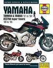 Yamaha TDM850, TRX850 & XTZ750 Service and Repair Manual: 1989 to 1999 by Haynes (Paperback, 2015)