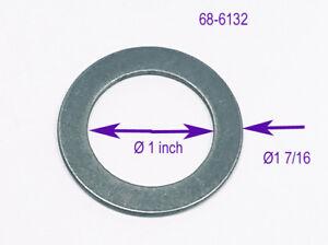 BSA rear wheel spacer A65 A50 68-6132 distanz scheibe inner Ø 1 inch - München, Deutschland - BSA rear wheel spacer A65 A50 68-6132 distanz scheibe inner Ø 1 inch - München, Deutschland