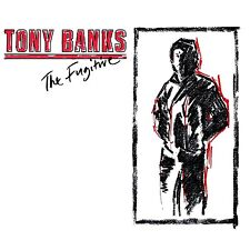TONY BANKS - THE FUGITIVE (LIMITED DELUXE EDITION) CD+DVD NEU