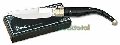 Full Range Of Specifications And Sizes And Great Variety Of Designs And Colors Reasonable Navaja Knive Mango Asta De Toro Virola Alpca Hoja 9,5 Cms 01634 M Famous For High Quality Raw Materials