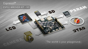 Details about ESP32-WROVER-KIT Development Board for Espressif ESP32 3 2