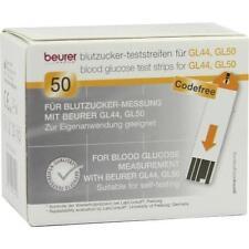 BEURER GL44/GL50 Teststreifen 50 St PZN 7586931