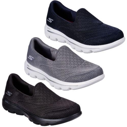 Persist Trainers Womens Lightweight Shoe 15738 Skechers GoWalk Evolution Ultra