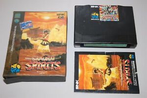 Samurai Shodown Spirits ( Neo Geo AES ) japan Gamers condition