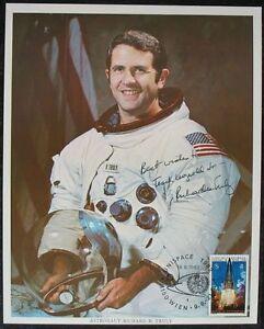 S1454-STS-2-8-astronauta-richard-h-truly-nasa-Photo-Autograph-UNISPACE-1982