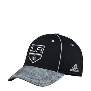 official photos 39ed5 48e14 Image is loading Los-Angeles-Kings-adidas-NHL-Team-Authentic-Pro-