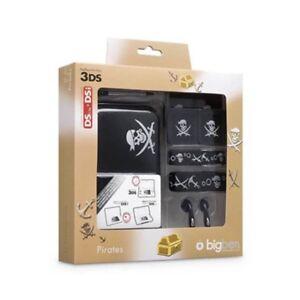 BigBen-Nintendo-3DS-Pirates-Case-Black