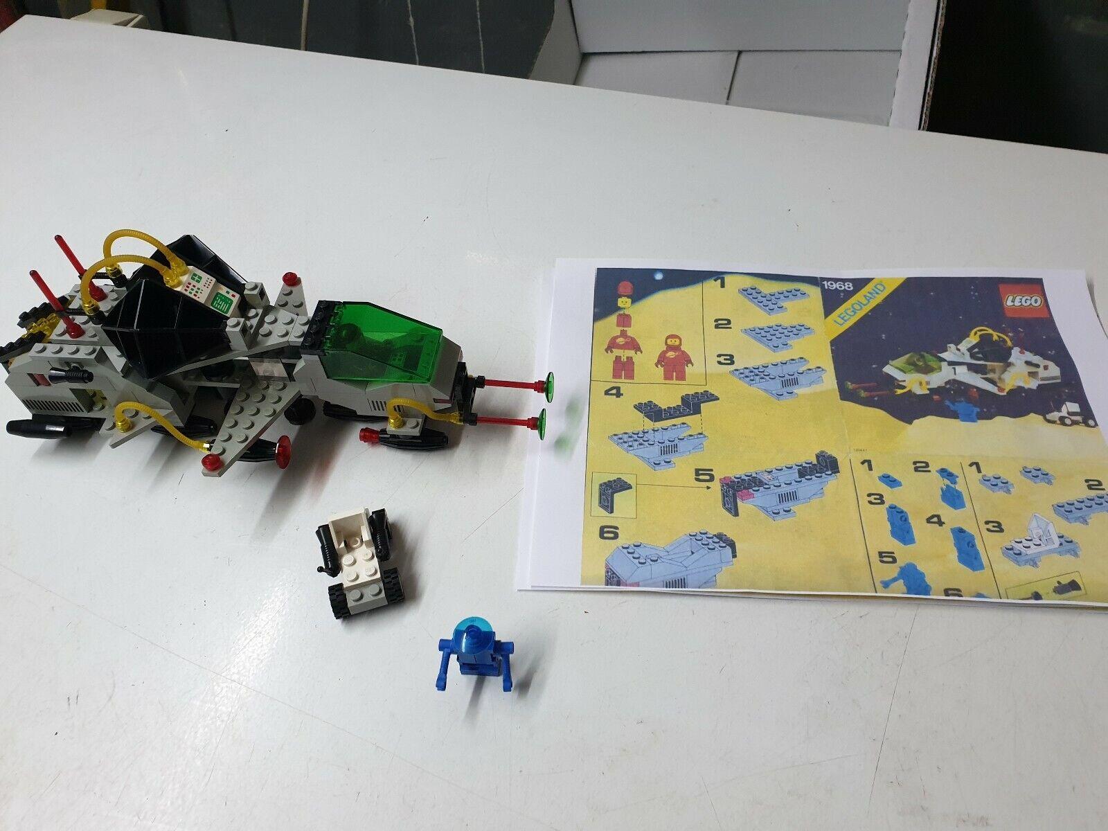 Lego Space 1968 Raumfahrzeug aus den 80 er Jahren.( selten)