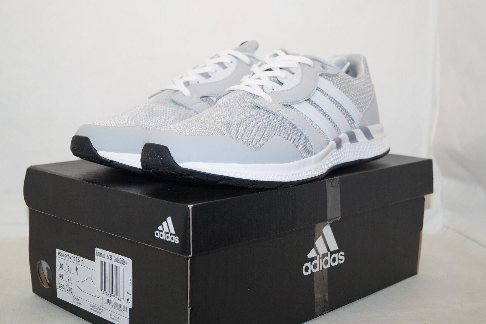 Adidas equipment 16m EU.44 UK 9,5 grau  BW0447 running Laufschuhe