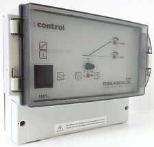 Ziehl-Abegg PASTE10-M Drehzahlsteller stufenlos Drehzahlregler 230V 10A AControl
