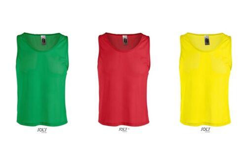 SOL´S Markierungshemd Leibchen Sport Shirt Erwachsene 5 Farben Trikot 9021 NEU