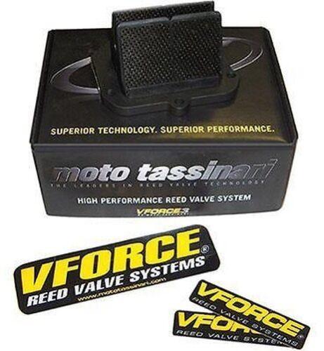 VForce4 Rohr Ventilsystem alle Cagiva Mito 125
