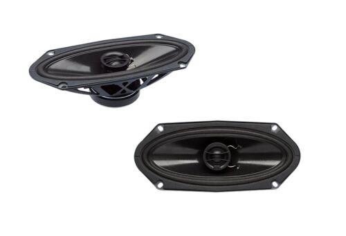 "Powerbass S-4102 4x10/"" 150 Watts 2-Way Coaxial Speakers"