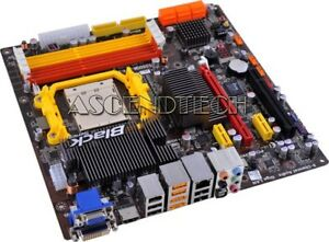 ECS A960M-M2 ATI Display Windows