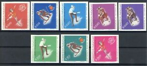 Paraguay MiNr. 1642-49 postfrisch MNH Olympia (Oly2645
