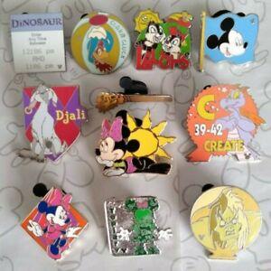 Cast-Lanyard-Series-Hotel-Hidden-Mickey-Set-Choose-a-Disney-Trading-Pin