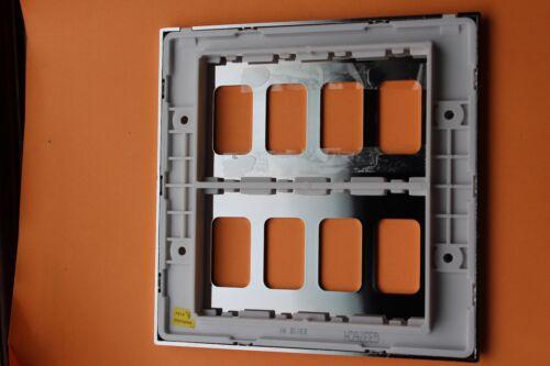 large choix de 8 cuisine//éclairage modules DETA Grid//module//Cadre Chrome//Noir