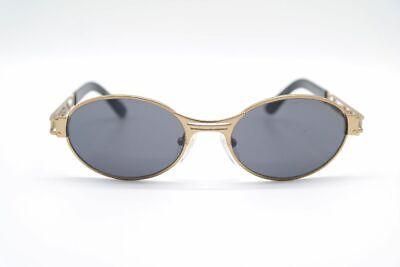 Hilfreich Vintage Detroit 9275 00 54[]20 Gold Oval Sonnenbrille Sunglasses Nos Seien Sie In Geldangelegenheiten Schlau