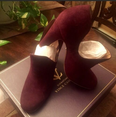 40 Vince Taille Camuto ChaussureBottine Femme Nous 10 n8vm0Nw
