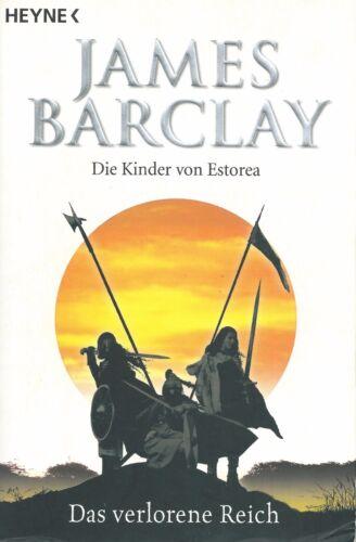 1 von 1 - James Barclay - DIE KINDER VON ESTOREA - DAS VERLORENE REICH   Tb.
