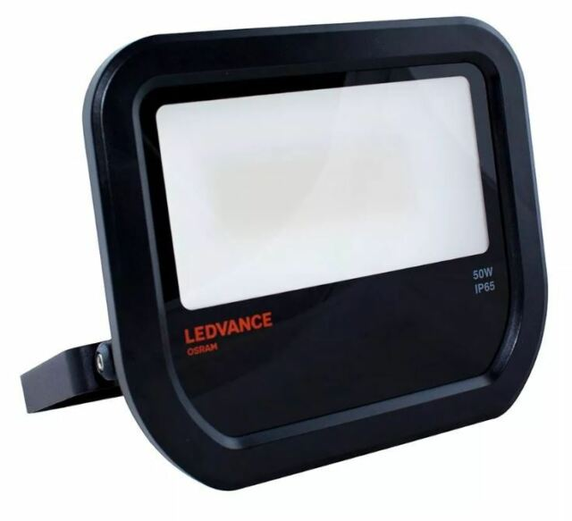 best service f3971 07e83 OSRAM LEDVANCE 20 Watt Ip65 Black LED Floodlight