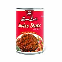 Loma Linda Swiss Stake With Gravy (47 Oz.) Free Shipping