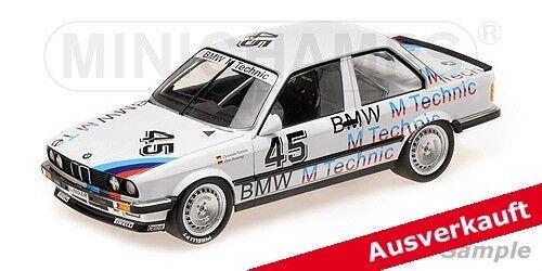 Minichamps 155862645 1:18, BMW 325i Linder Racing # Neuf Emballage D'Origine # | Sale  | Pas Cher  | Exceptionnelle