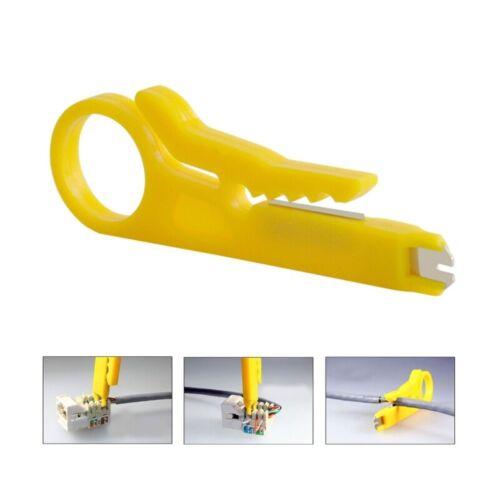 Professional Automatic Wire Striper Cutter Handle Tool Wire Stripper Strip CBY