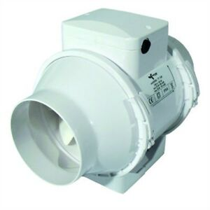 In-line rohrlüfter 100 mm 145-187 m³ ventilateur climatique-afficher le titre d`origine rBx5fzPy-07184331-653173307