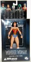 Dc Direct Alex Ross Justice League Wonder Woman Series 3 Action Figure