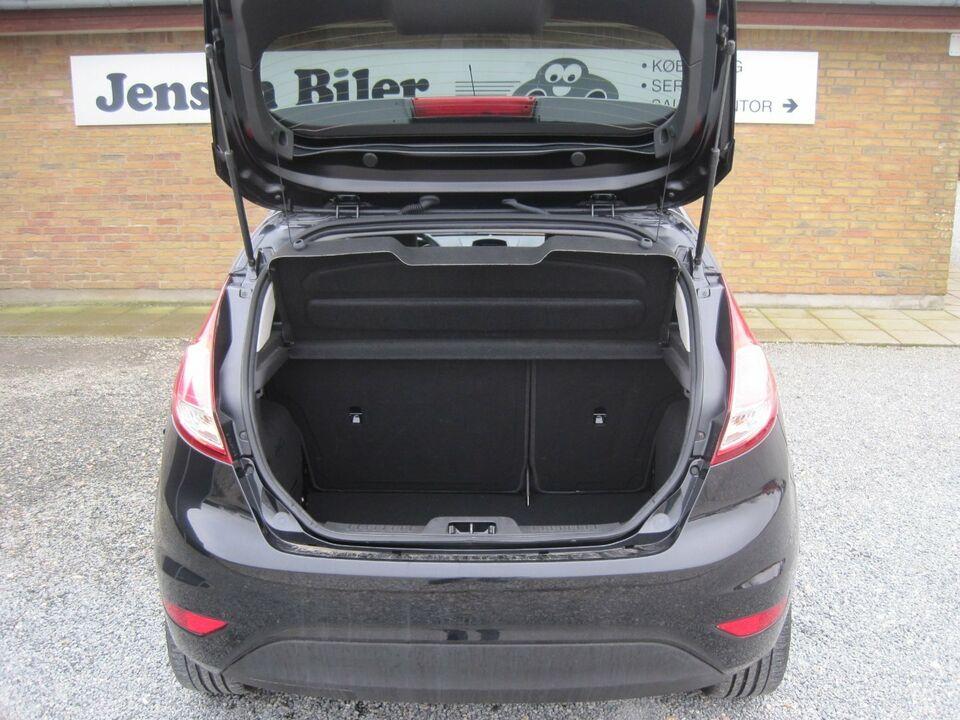 Ford Fiesta 1,0 SCTi 125 Titanium X Benzin modelår 2015 km