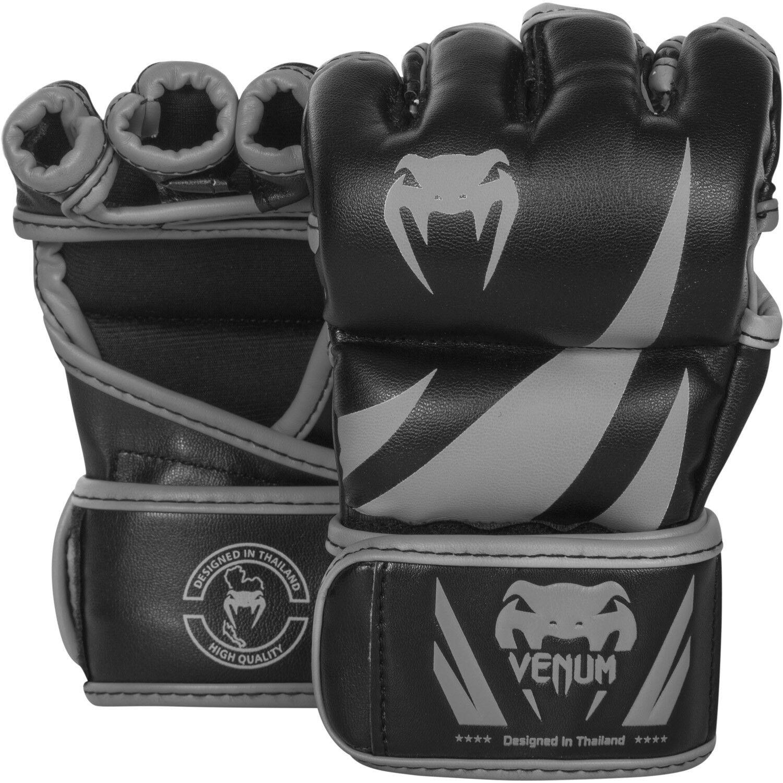 Venum MMA Handschuhe Challenger Schwarz-Schwarz Schwarz-Schwarz Schwarz-Schwarz 4oz PU-Leder Gloves Ju Jutsu    Fierce Kaufen    Ästhetisches Aussehen    Maßstab ist der Grundstein, Qualität ist Säulenbalken, Preis ist Leiter  1bd3f2