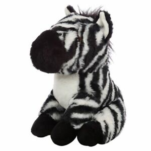 Puckator Zebra Door Stop Cute Novelty Soft Plush Animal Door Stopper Home