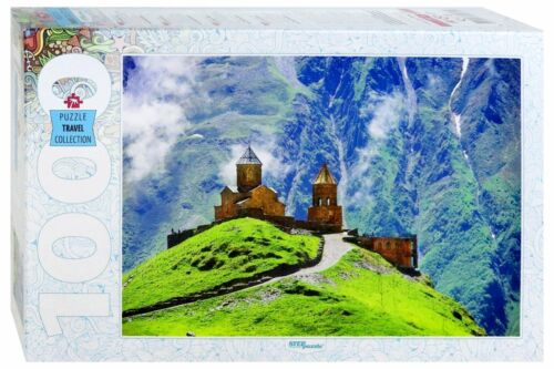 79762 Puzzle 1000 pièces Église de la Trinité de Guerguéti