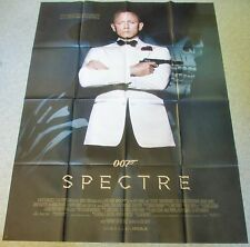 AFFICHE CINEMA 6620 - JAMES BOND 007 - DANIEL CRAIG - SPECTRE -2015  - 120 / 160