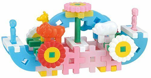 Gakken Neu Block Ohana's Set 20 Teile 105 Teile 83158 Neu von Japan Bau- & Konstruktionsspielzeug-Sets
