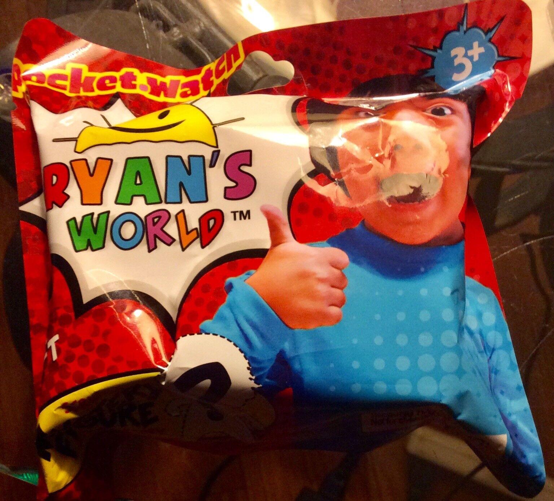 Ryan's World Mystery Egg Egg Egg Series 1-Mystery Putty, Mystery Slime  & Mystery Figure 0c6d95
