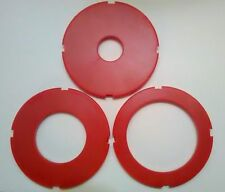 Router table insert ring set 65mm od fits sears craftsman others item 4 new router table insert ring set 97mm od sears craftsmanryobibosch set of 3 new router table insert ring set 97mm od sears craftsmanryobi keyboard keysfo Images