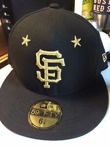 2e22ceccaad San Francisco Giants New Era MLB Star Gazer Flat Bill Brim Baseball ...