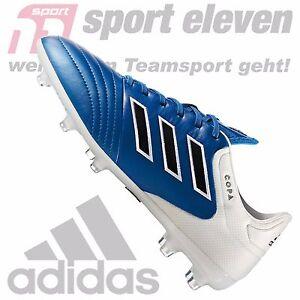 seriöse Seite schön Design größte Auswahl an adidas Fußballschuhe COPA 17.2 FG blau/weiß/schwarz - BA8521 | eBay