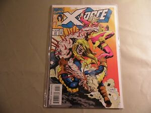 X-Force-37-Marvel-1994-Free-Domestic-Shipping